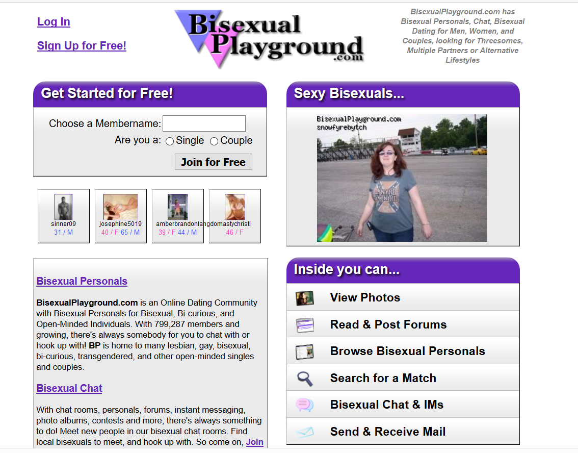 Bisexual Playground